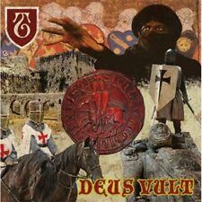 THE TEMPLARS - DEUS VULT (CD) NEU 2017 Punkrock Oi! Punk Oi Skinhead Stomper 98