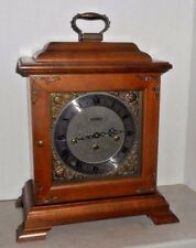 SETH THOMAS WESTMINSTER CHIME 8 DAY BRACKET CLOCK CLEAN & WORKING TALLEY