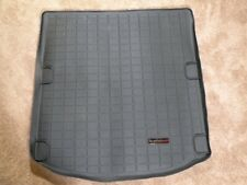 WeatherTech trunk cargo liner mat black USED Audi A4 S4 40863