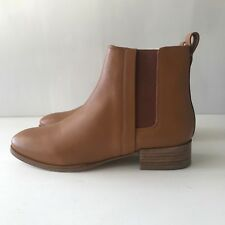 COUNTRY ROAD : NEW! SZ 39,40,41 trenery lucy boot caramel 8,9,10 [CR LOVE]