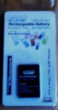 Digital Energy Lithium Ion Rechargeable Battery, Zen Micro/Video - Brand New