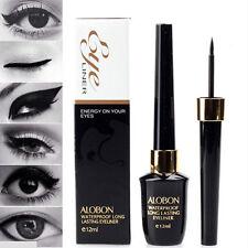 1 x Top Liquid Eyeliner Waterproof Eye Liner Pencil Pen Black Make Up Set 12mlHG