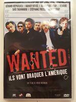 Wanted DVD NEUF SOUS BLISTER Johnny Hallyday, Gérard Depardieu, Renaud