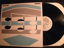 Split Enz - Waiata - 1981 Vinyl 12'' Lp./ VG+/ New Wave Power Pop Rock AOR