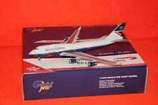 GJ1857  BRITISH AIRWAYS BOEING 747-400 LANDOR reg G-BNLY 1-400 SCALE