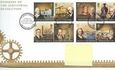 GB - FIRST DAY COVER - FDC - COMMEMS -2009- PIONEERS INDUSTRY - Pmk Cinderford