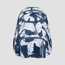 Roxy Shadow Swell 24L Backpack Mood Indigo Flying Flowers S - Womens