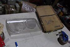 Original Mercedes W123 Scheinwerfer Glas Scheibe NEU NOS rechts HELLA 1238260690