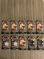 NEW Pokemon SWORD AND SHIELD VIVID VOLTAGE Sealed Booster Packs.(10 Pack Lot)