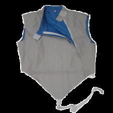 New Youth Kids Competition Regulation Foil Fencing Conductive Lame Vest