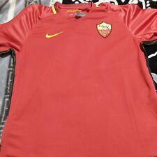 Francisco Totti Signed As Roma 2017/2018 Jersey + Coa+Proof