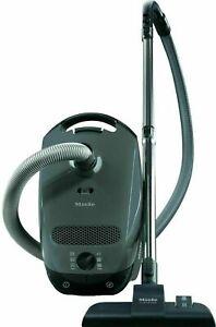 New Miele C1POWERLINE Vacuum Cleaner-Graphite Grey 2 Year Guarantee