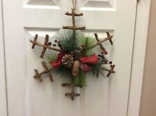 winter holiday wall decor. Beautiful for holiday gifts