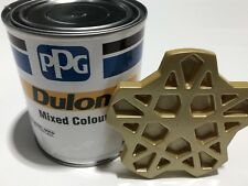 Ford XE ESP Snowflake Wheel Gold Paint 250ml PPG FAIRMONT GHIA 1982 1983 1984