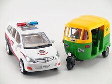 TOYS OF INNOVA CAR ( POLICE CHASE ) & CNG AUTORICKSHAW - CENTY TOYS--KIDSTOYSHUB