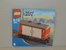 LEGO® City Bauanleitung 7898 Cargo Train Deluxe Heft 6 gelocht B2316