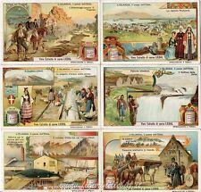 Chromo Liebig Sang. 1022 ITA L'Islanda, il paese dell'Edda ANNO 1911