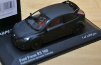 MINICHAMPS 088104, 088105 & 088106 FORD FOCUS RS500 & RS model road cars 1:43rd