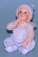"Boyds Bears resin Fairietots  #36258 ""Wunder"" baby fairy NIB year round 2003"