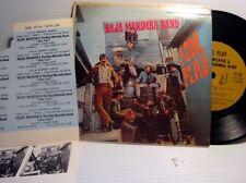 Baja Marimba Band JUKEBOX 7-Inch Mini-LP Lot of 2 #1189