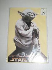 Carte Stand Up Design Fantaisie + Enveloppe NEUF 12*18 cm Star Wars F