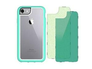 For iPhone 8/7/6S/6 Adventure Case Griffin Survivor Mint/Island Green Cover