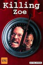 Killing Zoe (DVD, 2001)