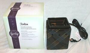 Scentsy Electric Wax Warmer ~ Tartan ~ Premium ~ Full-Size ~ NEW NIB ~ Plaid