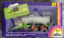 1/32 2252 Vakuum-FaBwagen Manure Spreader Siku