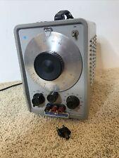 Hewlett Packard Wide Range Oscillator Model 200 Cd Working Top Of The Line