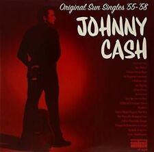 Original Sun Singles 1954-1958 by Johnny Cash (Vinyl, Jun-2005, 2 Discs, Sundazed)
