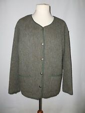 JAMES MEADE KNITTED TWEED BLAZER/ JACKET   SIZE  UK18/ 20  NEW   MADE IN ENGLAND