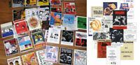 Muhammad Ali BOTH 50+12 Programme Program Cover Trading Card Sets - Double Pack