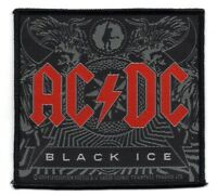 ACDC Black Ice Patch