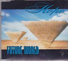 Hope-Future World cd maxi single cut in case