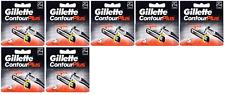 Gillette Contour Plus (Gillette Atra Plus) Refill Blade, 35 Cartridges NEW