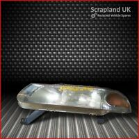 "AUSTIN LEYLAND,ROVER MINI /'59-/'00 ZINC PLATED STEEL 7/"" INNER HEADLAMP BOWLS x 2"