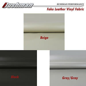 Fake Leather Fabric Auto Upholstery Vinyl Material Marine Leatherette Renovate