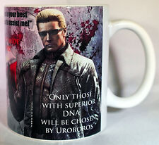 Resident Evil - Albert Wesker Quotes - Coffee MUG CUP - RE5 Biohazard - Umbrella