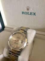 Rolex Datejust - 16203 - 1995 - Stainless Steel Yellow Gold