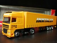 "listo modelo en h0 Herpa 157421 DAF xf105 SSC remolcarse /""DAF/"" nuevo /& OVP"