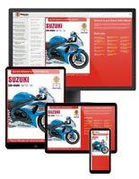 Suzuki GSX-R1000 (2009-2016) Haynes Online Manual