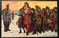 SVIZZERA 1915 PRO PATRIA  SWITZERLAND SUISSE  GREAT POSTCARD $$$
