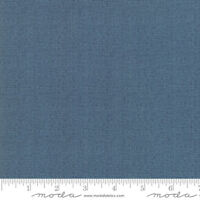 Painted Meadow Thatched Teal by Robin Pickens for Moda 1/2 Yard Cotton Fabric