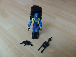 Vintage GI Joe Cobra Commander Talking Battle Commander 1992 Complete