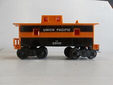 "Vintage Marx Union Pacific #3900 ""O"" Scale Electric Train Caboose (F-33)"