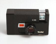 Rollei A26 mit Sonnar 3,5/40 mm