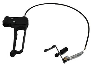 Escape Lite Wheelchair V2 Replacement Plastic Handle & Brake cable (Right)
