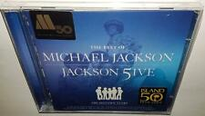 MICHAEL JACKSON & JACKSON 5 THE BEST OF (2001) BRAND NEW SEALED CD MOTOWN