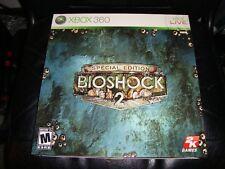 BioShock 2 -- Special Edition (Microsoft Xbox 360, 2010) brand NEW